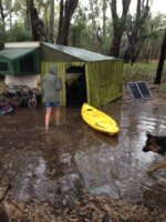 Closure Of Ulupna Island Vic Expandas Downunder